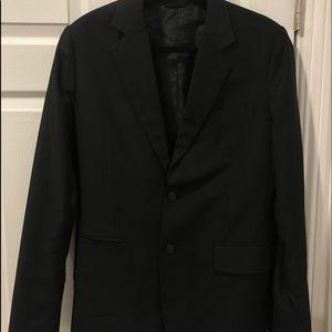 Black 40R Blazer